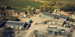 PV Anlage Emissio Voigtstedt